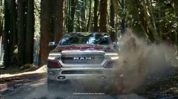 Ram Trucks TV Spot, 'Never Been Done Before' Song by Foo Fighters [T1]