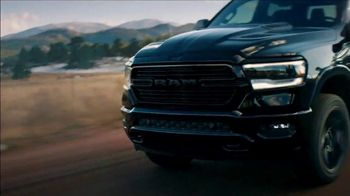 Ram Trucks TV Spot, 'Never Been Done Before' Song by Foo Fighters [T1] - Thumbnail 4