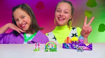 Polly Pocket Un-Box-It Popcorn Box TV Spot, 'Let's Go to the Movies'