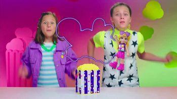 Polly Pocket Un-Box-It Popcorn Box TV Spot, 'Let's Go to the Movies' - Thumbnail 1