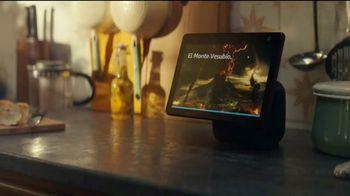 Amazon Echo Show TV Spot, 'Pompeya' [Spanish] - Thumbnail 10