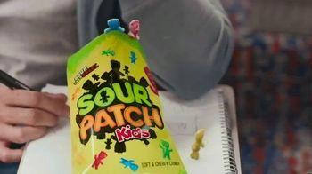 Sour Patch Kids TV Spot, 'Clase de historia' [Spanish] - Thumbnail 2
