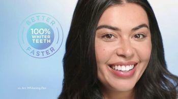 Crest Whitening Emulsions TV Spot, 'Better. Faster. 100% Whiter Teeth.' - Thumbnail 9