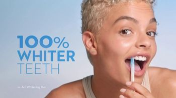 Crest Whitening Emulsions TV Spot, \'Better. Faster. 100% Whiter Teeth.\'