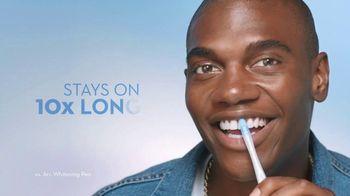 Crest Whitening Emulsions TV Spot, 'Better. Faster. 100% Whiter Teeth.' - Thumbnail 4