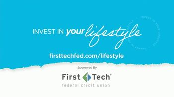 First Tech Federal Credit Union TV Spot, 'Invest in Your Lifestyle' - Thumbnail 7