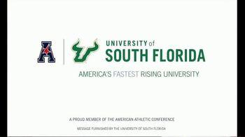 University of South Florida TV Spot, 'In Motion' - Thumbnail 10