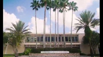 University of South Florida TV Spot, 'In Motion' - Thumbnail 9