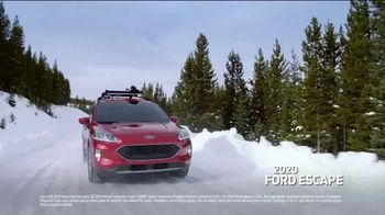 2020 Ford Escape TV Spot, 'Full of Surprises' [T2] - Thumbnail 3