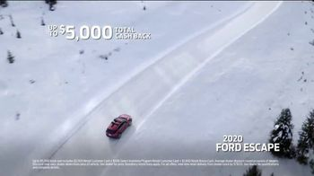 2020 Ford Escape TV Spot, 'Full of Surprises' [T2] - Thumbnail 4