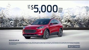 2020 Ford Escape TV Spot, 'Full of Surprises' [T2] - Thumbnail 8