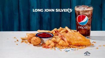 Long John Silver's Fish & Shrimp Combo TV Spot, 'Seafood Is Always in Season' - Thumbnail 6