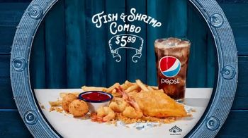 Long John Silver's Fish & Shrimp Combo TV Spot, 'Seafood Is Always in Season' - Thumbnail 5