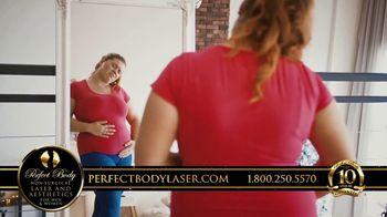 Perfect Body Laser and Aesthetics TV Spot, 'Servicio de laser' [Spanish]