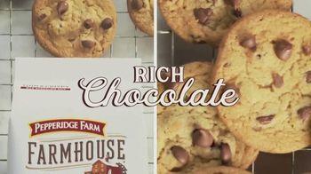 Pepperidge Farm Farmhouse Milk Chocolate Chip Cookies TV Spot, 'A Sweet Dream Come True' - Thumbnail 2