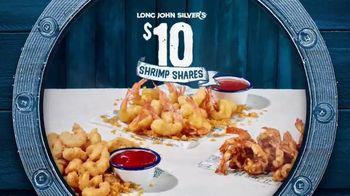 Long John Silver's $10 Shrimp Shares TV Spot, 'Don't Skimp On Shrimp' - Thumbnail 2