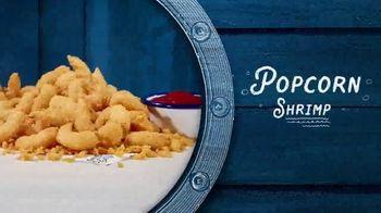 Long John Silver's $10 Shrimp Shares TV Spot, 'Don't Skimp On Shrimp' - Thumbnail 4