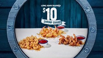 Long John Silver's $10 Shrimp Shares TV Spot, 'Don't Skimp On Shrimp'