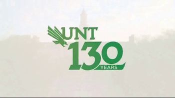 University of North Texas TV Spot, 'The UNT Community' - Thumbnail 10