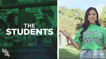 University of North Texas TV Spot, 'The UNT Community' - Thumbnail 4