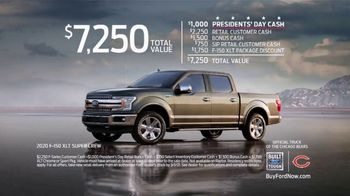 Ford Great American Sales Event TV Spot, 'Presidents Day: F-150' [T2] - Thumbnail 8