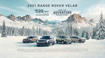 Land Rover Own the Adventure Sales Event TV Spot, 'Heated Massage Seats' Feat. Bryce Bennett [T2] - Thumbnail 9