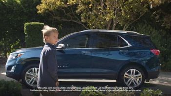 Chevrolet Presidents Day Chevy Drive Event TV Spot, 'Most Important' [T2] - Thumbnail 2