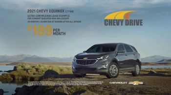 Chevrolet Presidents Day Chevy Drive Event TV Spot, 'Most Important' [T2] - Thumbnail 8