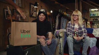 Uber Eats TV Spot, 'Boca Burritos: Chicago' Feat. Mike Myers, Dana Carvey, Cardi B - 643 commercial airings