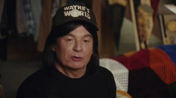 Uber Eats TV Spot, 'Boca Burritos: Chicago' Feat. Mike Meyers, Dana Carvey, Cardi B
