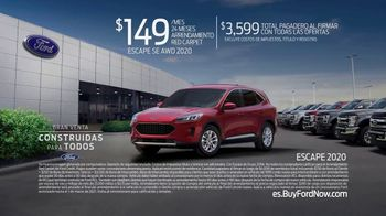 Ford Gran venta construidas para todos TV Spot, 'Vehículos para la gente' [Spanish] [T2] - Thumbnail 10