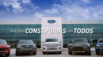 Ford Gran venta construidas para todos TV Spot, 'Vehículos para la gente' [Spanish] [T2] - Thumbnail 3
