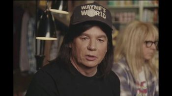 Uber Eats TV Spot, 'Every City: Albuquerque and Harrisburg' Featuring Mike Myers, Dana Carvey - 52 commercial airings