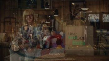 Uber Eats TV Spot, 'Every City: Albuquerque, Harrisburg, Vickery Meadow' Featuring Mike Myers, Dana Carvey - Thumbnail 10
