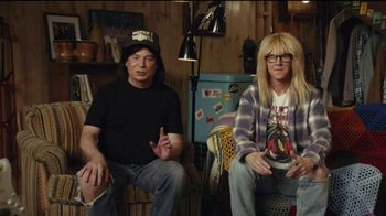 Uber Eats TV Spot, 'Every City: Albuquerque, Harrisburg, Vickery Meadow' Featuring Mike Myers, Dana Carvey