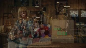 Uber Eats TV Spot, 'Every City: Little Rock and Worcester' Feat. Mike Myers and Dana Carvey - Thumbnail 10