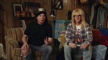 Uber Eats TV Spot, 'Every City: Little Rock and Worcester' Feat. Mike Myers and Dana Carvey - Thumbnail 2
