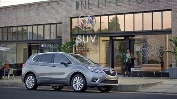 2020 Buick Envision TV Spot, 'S(You)V: Cooling Seats' Song by Matt and Kim [T2]
