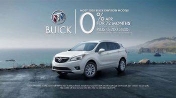 2020 Buick Envision TV Spot, 'S(You)V: Cooling Seats' Song by Matt and Kim [T2] - Thumbnail 7