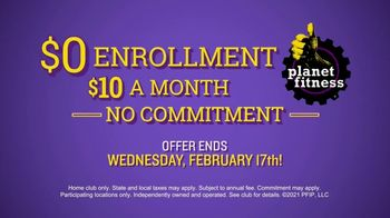 Planet Fitness TV Spot, 'Squeaky Clean' - Thumbnail 6