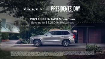 Volvo Presidents Day Sales Event TV Spot, 'The Parents' Song by Pete Seeger [T2]