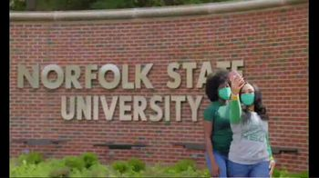 Norfolk State University TV Spot, 'Behold' - Thumbnail 6