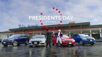 Honda Presidents Day Event TV Spot, 'Time Bomb' [T2]