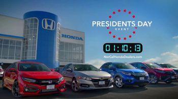 Honda Presidents Day Event TV Spot, 'Time Bomb' [T2] - Thumbnail 8