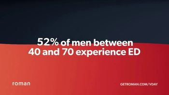 Roman TV Spot, '52% of Men: $35 Off' - Thumbnail 1
