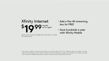 XFINITY Internet, Wireless and Streaming TV Spot, 'The Power of Three' - Thumbnail 10