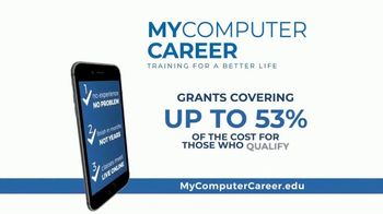 MyComputerCareer TV Spot, 'Career Evaluation: Grants Up to 53% of Cost' - Thumbnail 7