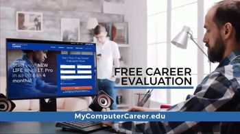 MyComputerCareer TV Spot, 'Career Evaluation: Grants Up to 53% of Cost' - Thumbnail 4