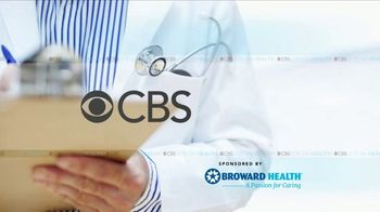 Broward Health TV Spot, 'CBS Eye on Health: Sports Medicine' - Thumbnail 1