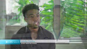 Broward Health TV Spot, 'CBS Eye on Health: Sports Medicine' - Thumbnail 5